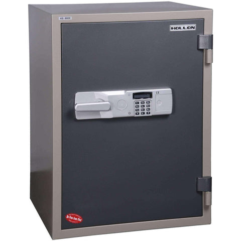 Hollon HS-880E 2 Hour Fireproof Home Safes