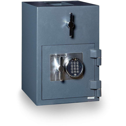 Hollon RH-2014E Rotary Hopper Depository Safe