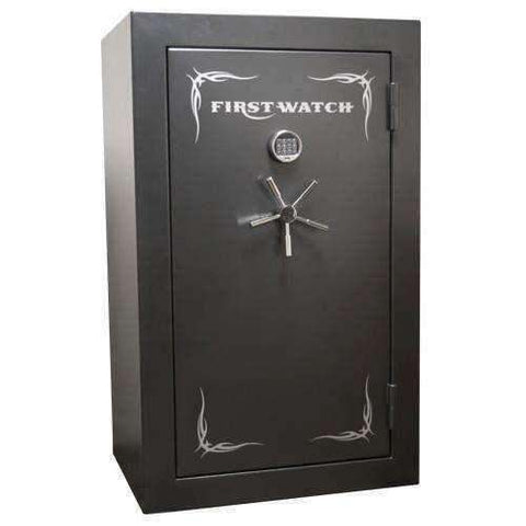 Homak Security - First Watch Blue Ridge Series – 36+8 Gun - 45min Fire Rated Gun Safe - Dial Lock