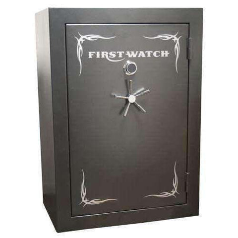 Homak Security - First Watch Blue Ridge Series – 48+8 Gun - 45min Fire Gun Safe - Electronic Lock