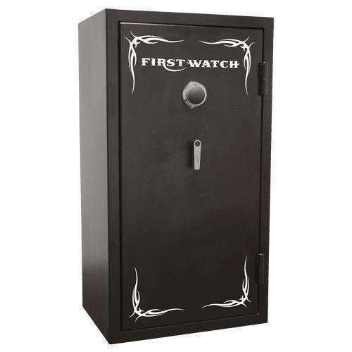 Homak Security - First Watch Economy Blackhills Series - 24 Gun Fire Safe - Dial Lock - BH50126240