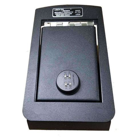 Lock'er Down - Console Safe LD2067 - 2011 to 2020 Jeep Grand Cherokee & Dodge Durango