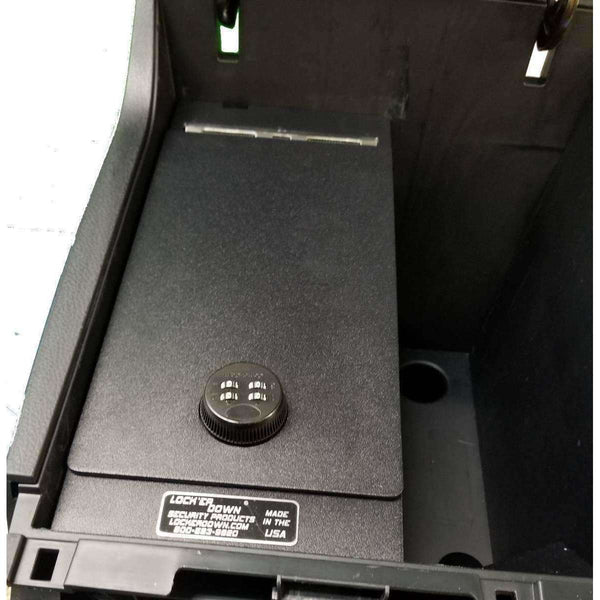 Lock'er Down Exxtreme Console Safe LD1043 - 2014 to 2018 Toyota Tundra