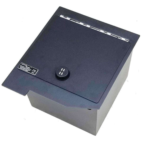 Lock'er Down Exxtreme Console Safe LD2013EX - 2007 to 2013 Toyota Tundra & 2008 to 2020 Sequoia