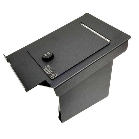 Lock'er Down Exxtreme Console Safe LD2034EX - 2011 to 2016 Ford Super Duty