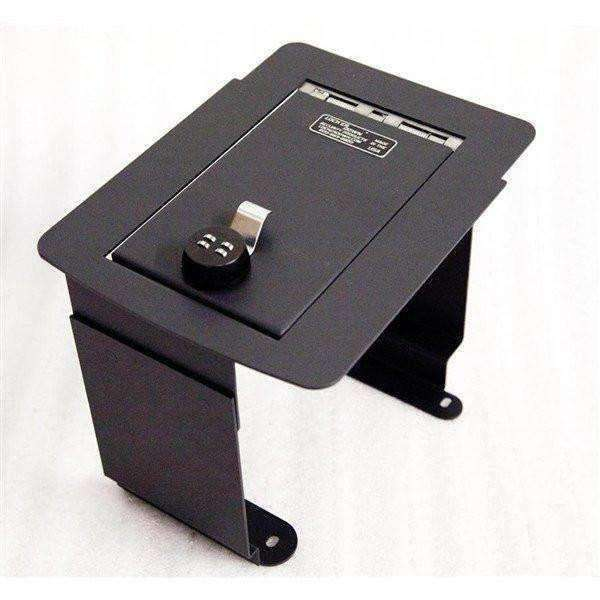 Lock'er Down Safes - Console Safe 2000-2007 Ford Super Duty, 2000-2005 Excursion - Model LD2017