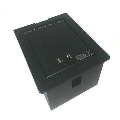 Lock'er Down Safes - Console Safe 2008-2010 Ford Super Duty - Model LD2020