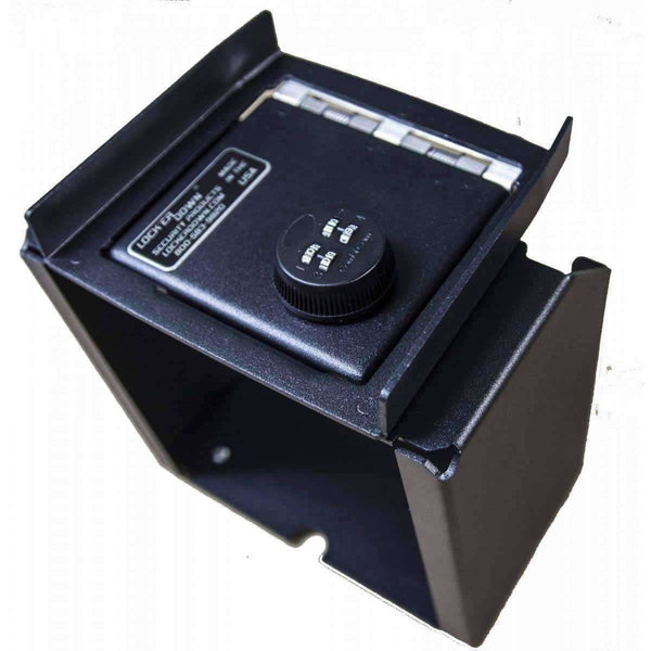 Lock'er Down Safes - Console Safe 2011 to 2018 Jeep Wrangler 4 Door - Model LD2069