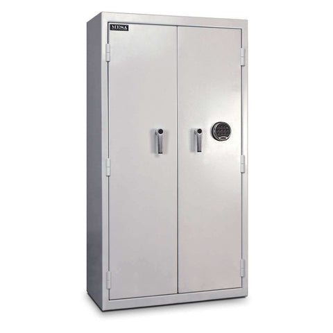 Mesa Safes - All Steel 13.7 Cu Ft Pharmacy Safe - SecuRam ESCL-0601 A-D Electronic Lock - MRX1000E