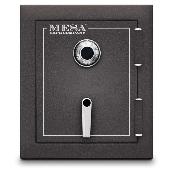 Mesa Safes MBF1512C - 1.7 cu ft All Steel Burglary & Fire Safe with Combination Lock