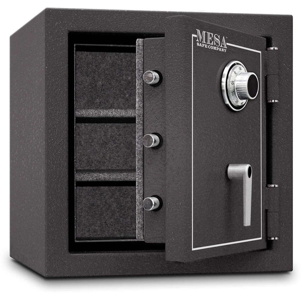 Mesa Safes MBF2020C – 3.3 cu ft All Steel Burglary & Fire Safe with Combination Lock