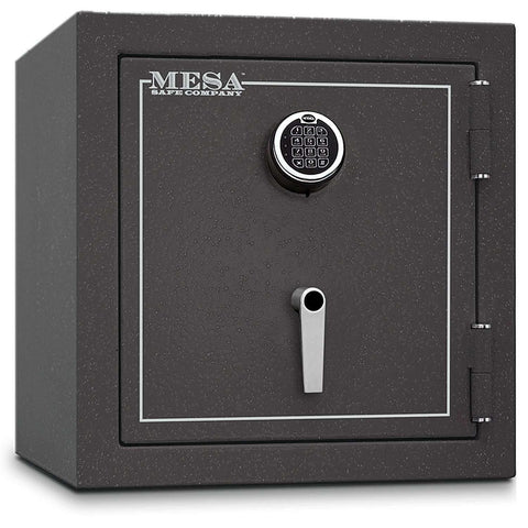 Mesa Safes MBF2020E - 3.3 cu ft All Steel Burglary & Fire Safe with Electronic Lock