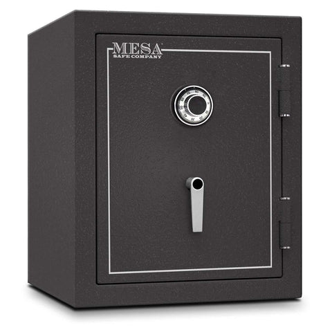 Mesa Safes MBF2620C - 3.9 cu ft All Steel Burglary & Fire Safe with Combination Lock