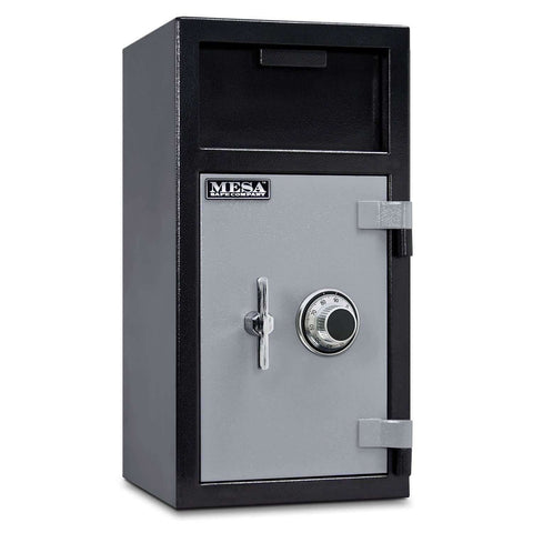 Mesa Safes MFL2714C - 1.4 cu ft All Steel Depository Safe with Combination Lock