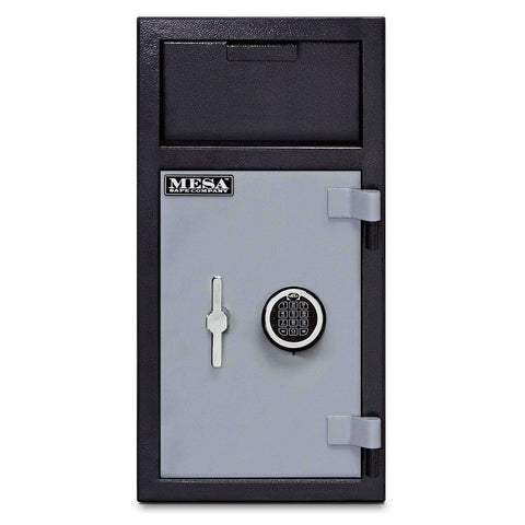 Mesa Safes MFL2714E - 1.4 cu ft All Steel Depository Safe with Electronic Lock