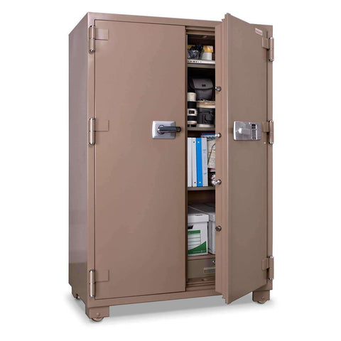 Mesa Safes MFS170DDE - 20.7 cu ft All Steel 2 Hour Fire Safe with Double Doors and Electronic Lock