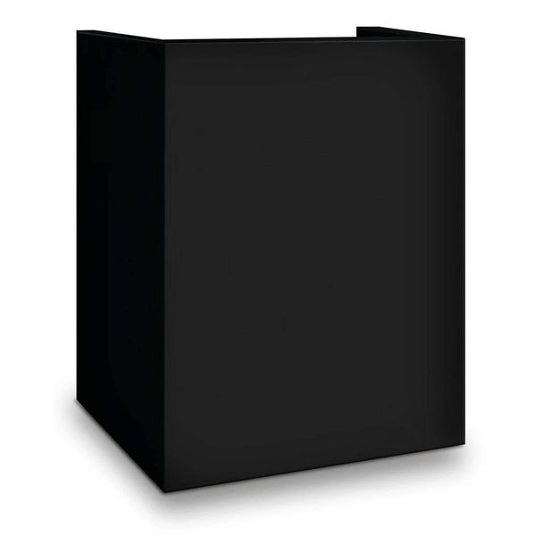 Mesa Safes – MP916-BLK Hotel-Residential Pedestal for MHRC916E-BLK Safes