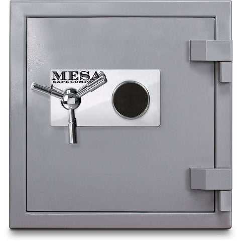 Mesa Safes MSC2120C - 2.4 cu ft All Steel High Security Burglary Fire Safe with Combination Lock