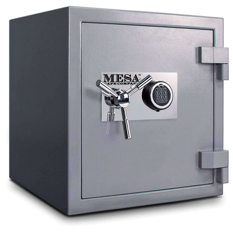 Mesa Safes MSC2120E - 2.4 cu ft All Steel High Security Burglary Fire Safe with Electronic Lock