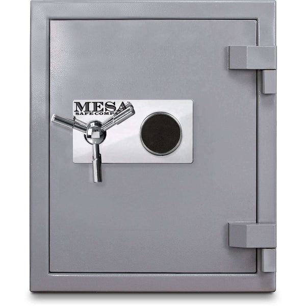 Mesa Safes MSC2520C - 3.0 cu ft All Steel High Security Burglary Fire Safe with Combination Lock