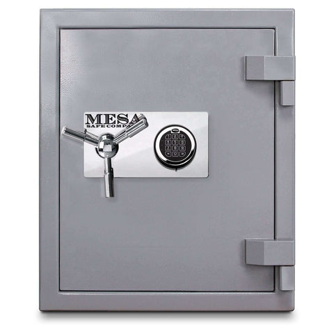 Mesa Safes MSC2520E - 3.0 cu ft All Steel High Security Burglary Fire Safe with Electronic Lock