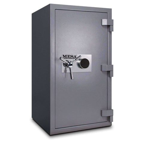 Mesa Safes MSC3820C - 5.0 cu ft All Steel High Security Burglary Fire Safe  with Combination Lock