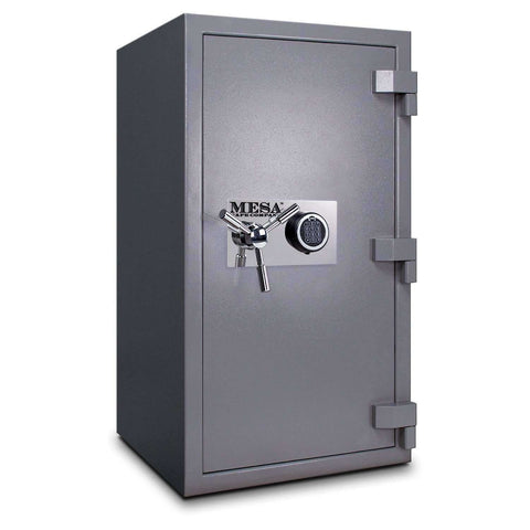 Mesa Safes MSC3820E - 5.0 cu ft All Steel High Security Burglary Fire Safe with Electronic Lock
