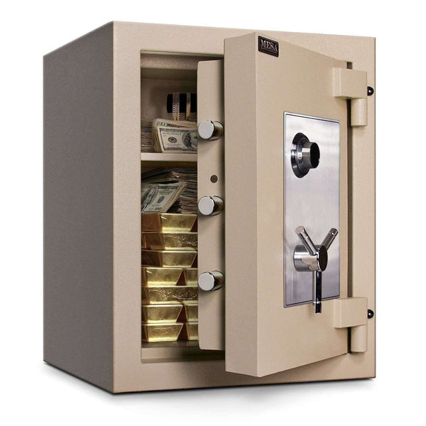 Mesa Safes MTLE2518 - 4.2 cu ft All Steel TL-15 Safe with U.L. listed Group 2 combination lock