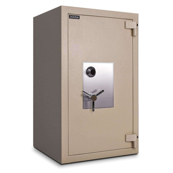 Mesa Safes MTLE4524 – 12.5 cu ft All Steel TL-15 Safe with U.L. listed Group 2 combination lock