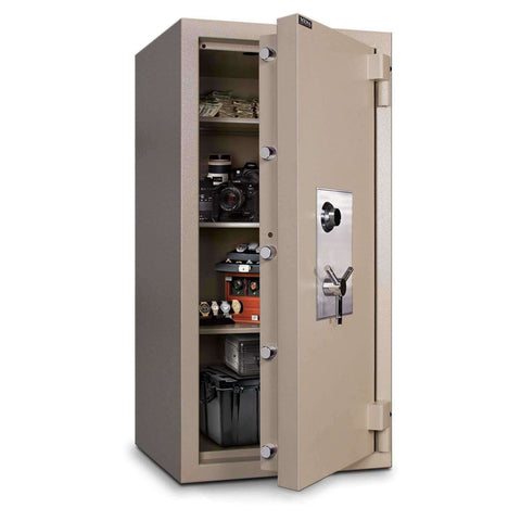 Mesa Safes MTLE5524 – 15.3 cu ft All Steel TL-15 Safe with U.L. listed Group 2 combination lock