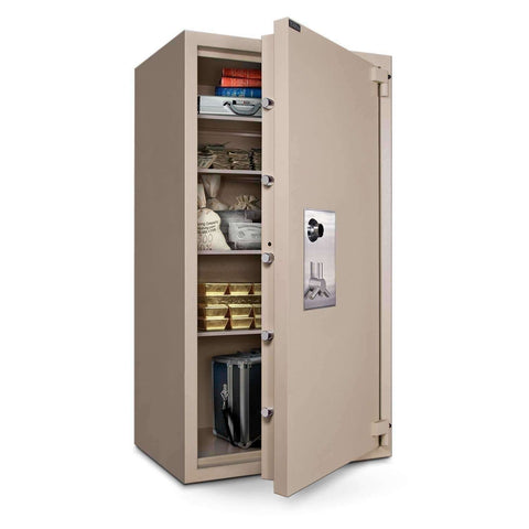 Mesa Safes MTLE7236 – 34.5 cu ft All Steel TL-15 Safe with U.L. listed Group 2 combination lock