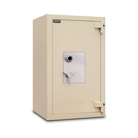 Mesa Safes MTLF4524 – 12.5 cu ft All Steel TL-30 Safe with U.L. listed Group 2 combination lock