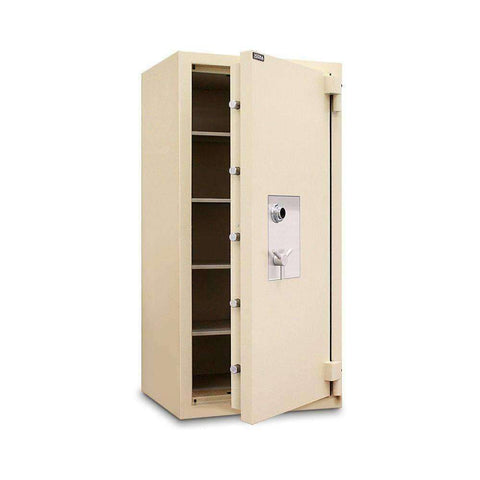 Mesa Safes MTLF6528 – 21.1 cu ft All Steel TL-30 Safe with U.L. listed Group 2 combination lock