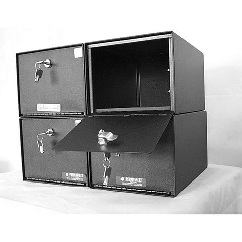 Perma Vault: PVB-5813 or PVB-5813-M Pistol Boxes & Lockers