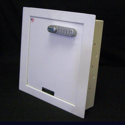 Perma Vault: WS-100-8-M In-Wall Safe (15-3/4″ x 15-3/4″ x 8″)