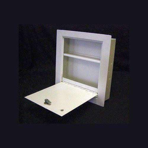 Perma Vault: WS-200-8 In-Wall Safe (15-3/4″ x 15-3/4″ x 8″)
