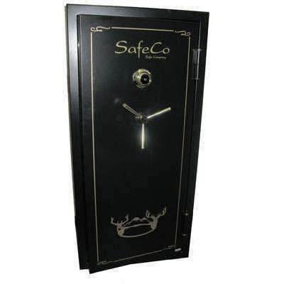 SafeCo GS5928L-C Gun Safe - 20 Gun Capacity - 60 min Fire Protection