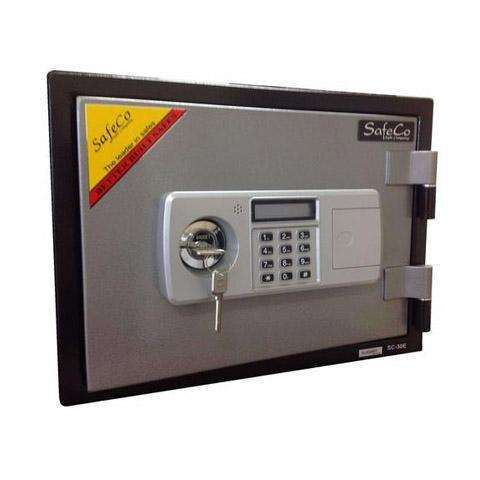 SafeCo HS30-E Two Hour Home and Office Fireproof Safe