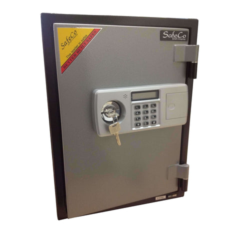 SafeCo HS49-E Two Hour Home and Office Fireproof Safe