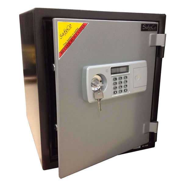 SafeCo HS52-E Two Hour Home and Office Fireproof Safe