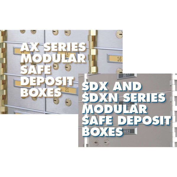 SoCal - Bridgeman Safes AX Series Deposit Box AX/SDX Spacer