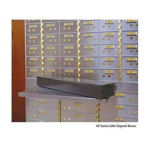 SoCal - Bridgeman Safes AX Single Nose Safe Deposit Box - AXSN Spacer