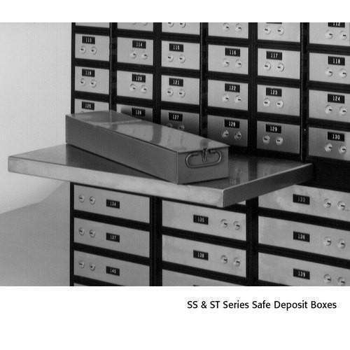 SoCal - Bridgeman Safes SD Safe Deposit Box Pull Out Shelf