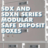 SoCal - Bridgeman Safes SDX Safe Deposit Boxes Pull Out Shelf