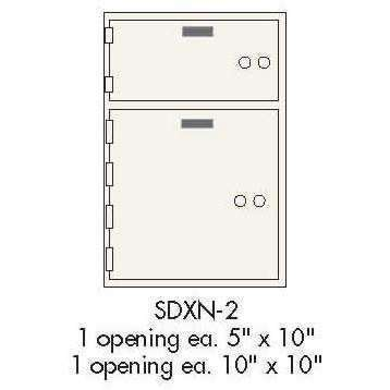 SoCal - Bridgeman Safes SDXN Safe Deposit Boxes SDXN-2