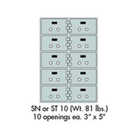 SoCal - Bridgeman Safes SN Safe Deposit Box SN-10
