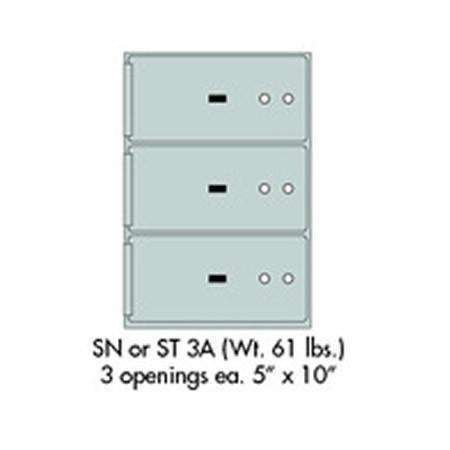 SoCal - Bridgeman Safes ST Safe Deposit Box ST-3A