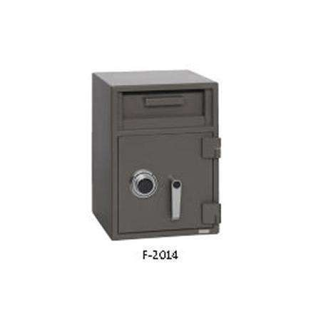 SoCal Safes B-Rate International Fortress Cash Management Depository Safe (with Key-Lock) F-2014K