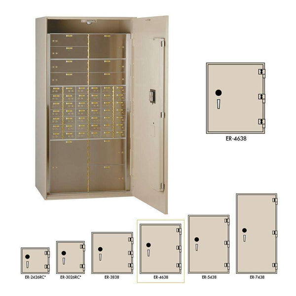SoCal Safes - Bridgeman ER TL-15 Plate Steel Safe - ER-4638
