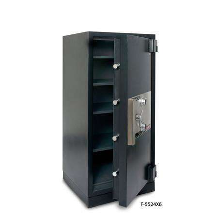 SoCal Safes - International Fortress Composite TL-30x6 BL 2 Hr. Fire Safe - FX-5524x6